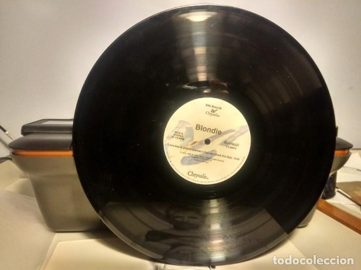 Discos de vinilo: DOBLE MAXI BLONDIE : UNION CITY BLUE ( 7 TRACKS ) - Foto 7 - 42421015