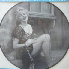 Dischi in vinile: MARILYN MONROE PICTURE-DISC.... Lote 241808115