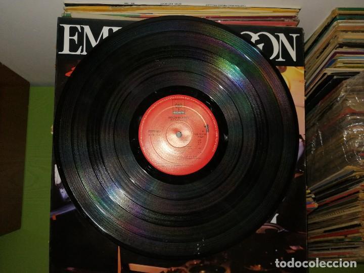 Discos de vinilo: Dos discos. EMILIO ARAGON ESO ES ASI Y TOP TEN CLUB, 2 DISCOS - Foto 2 - 241808270