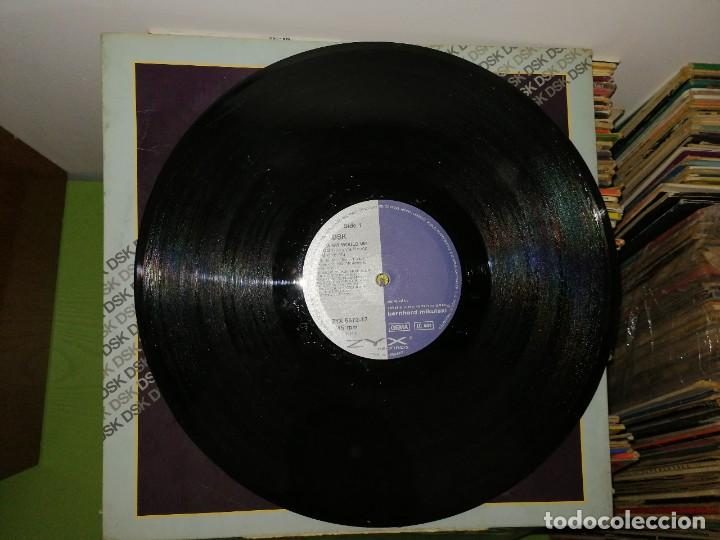 Discos de vinilo: Lote 2 discos. DSK WHAT WOULD WE DO Y DOWN TOWN WAVES OF LOVE - Foto 2 - 241808660