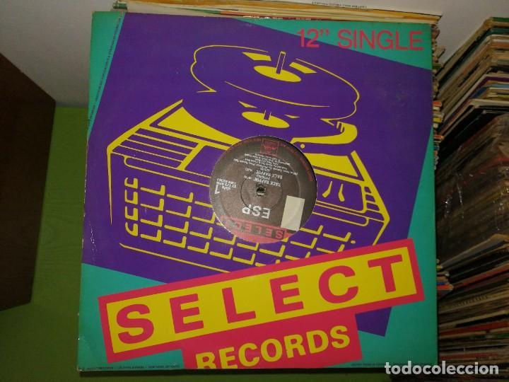 Discos de vinilo: Lote 2 discos. ESP BACK RAPPIN y LES MARIE CLAIRE EDIT VERSION - Foto 2 - 241811240