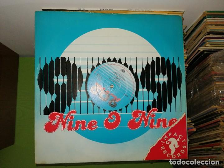 DISCO VINILO. NINE O NINE-JILL THE GROOVE (Música - Discos de Vinilo - Maxi Singles - Techno, Trance y House)