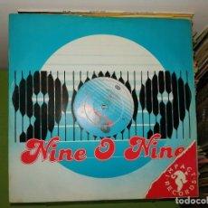 Discos de vinilo: DISCO VINILO. NINE O NINE-JILL THE GROOVE. Lote 241811565