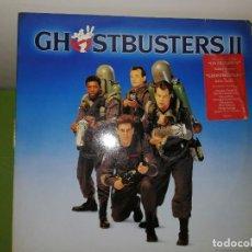 Discos de vinilo: GHOSTBUSTERS II - LOS CAZAFANTASMAS II. LP VINILO. Lote 241811885