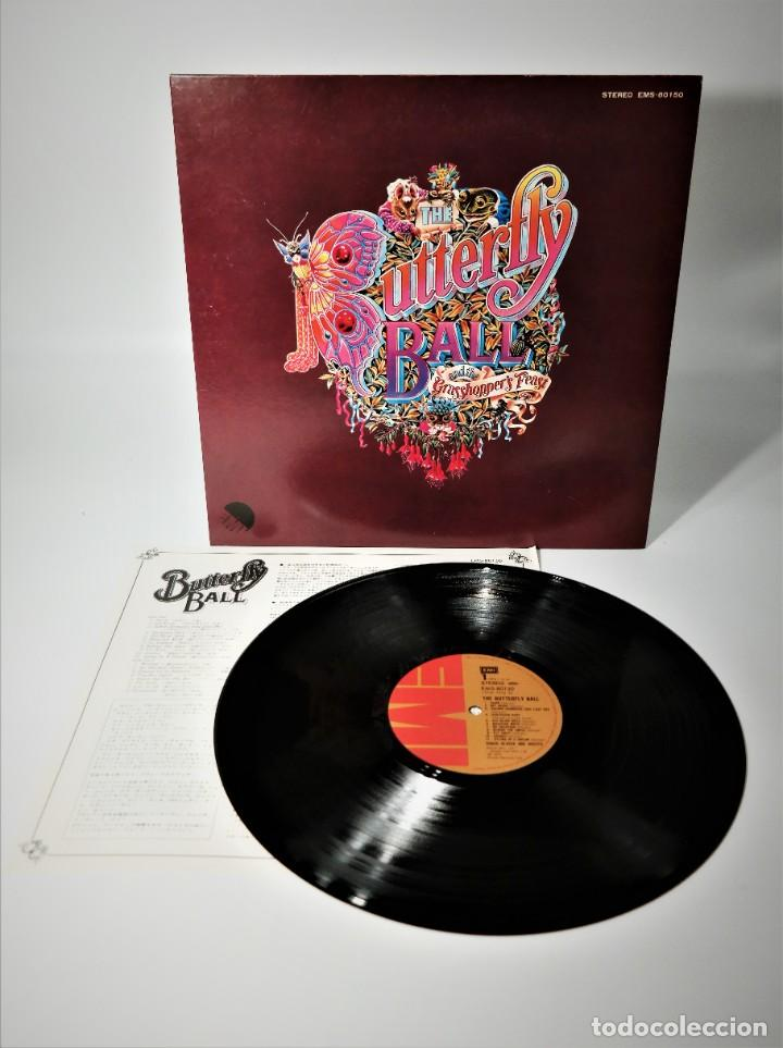 DEEP PURPLE / ROGER GLOVER AND GUESTS – THE BUTTERFLY BALL AND THE GRASSHOPPER'S FEAST (Música - Discos - LP Vinilo - Pop - Rock - Internacional de los 70)