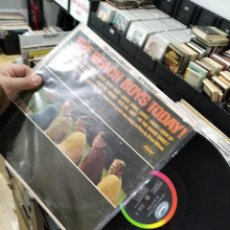 Disques de vinyle: LP ORIG USA 1965 THE BEACH BOYS TODAY VG++. Lote 241859465