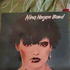 Discos de vinilo: NINA HAGEN BAND. PUNKS BLANCOS DOPADOS.. Lote 241859885