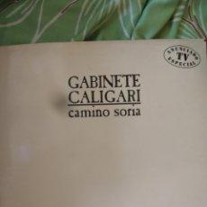 Discos de vinilo: GABINETE CALIGARI. CAMINÓ SORIA. LP. Lote 241861110