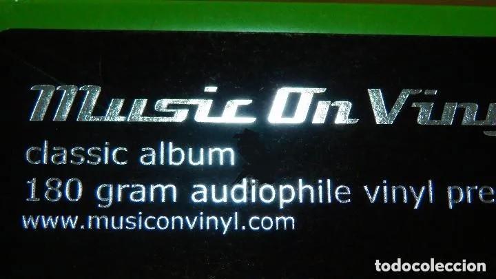 Discos de vinilo: BOOKER T & THE MG'S * LP 180g audiophile vinyl pressing * DOIN' OUR THING - Foto 3 - 219665641