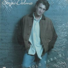 Discos de vinilo: SEGIO DALMA - SOLO PARA TI / LP HORUS DE 1993 / BUEN ESTADO RF-9162. Lote 241915890