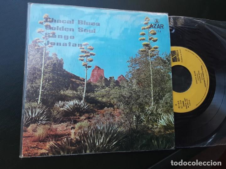 EP CONJUNTO NUEVA ONDA, CHACAL BLUES, GOLDEN SOUL, SANGO, JONATAN (Música - Discos de Vinilo - EPs - Grupos Españoles de los 70 y 80)