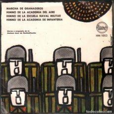 Discos de vinilo: COROS Y ORQUESTA DE LA CADENA AZUL DE RADIODIFUSION / EP DONCEL DE 1963 RF-4787. Lote 241921765