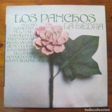 Discos de vinilo: LOS PANCHOS, LA HIEDRA LP. Lote 241925705