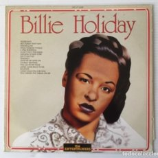 Discos de vinilo: BILLIE HOLIDAY. THE ENTERTAINERS, 1986. Lote 241939540