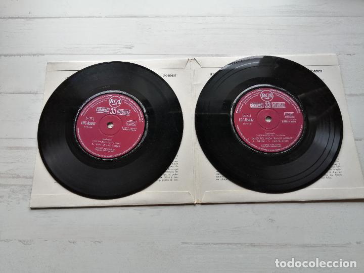 Discos de vinilo: TCHAIKOWSKY Cascanueces Doble EP 33 RPM SPAIN 1962 Vinilo NM/Carpeta EX+ - Foto 2 - 241951705