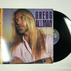 Discos de vinilo: GREGG ALLMAN BAND / I'M NO ANGEL !! COMPLETA 1ª EDIT UK ORIG + ENCARTE !! TODO EXC !!!!!. Lote 35805201