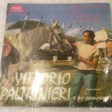 Discos de vinilo: EP VITTORIO PALTRINIERI Y SU CONJUNTO - QUIEREME SIEMPRE Y OTROS -FONIT IB45.6009- PEDIDOS MINIMO 7€. Lote 242012935