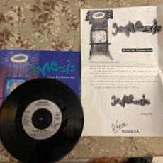 """Discos de vinilo: GENESIS VINILO 7"""". Lote 242029180"""