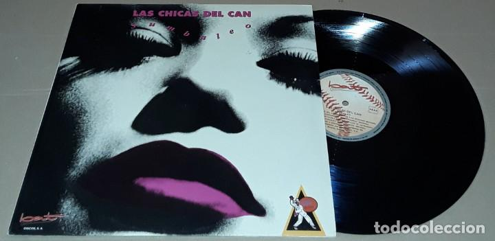 LP - LAS CHICAS DEL CAN - SUMBALEO - MADE IN SPAIN (Música - Discos - LP Vinilo - Grupos y Solistas de latinoamérica)