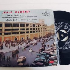 Discos de vinilo: JOSE DE AGUILAR-EP HALA MADRID +3. Lote 242107700