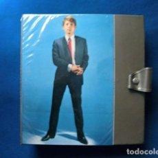 Discos de vinilo: RAPHAEL ALBUM PARA DISCOS PEQUEÑOS PORTADISCOS ORIGINAL AÑOS 60 ESPAÑA EXCELENTE SINGLE EP. Lote 242108750