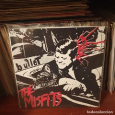 Dischi in vinile: MISFITS / BULLET / NOT ON LABEL. Lote 242118735