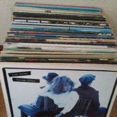Discos de vinil: LOTE DE 76 DISCOS DE VINILO (ROCK, POP, RECOPILATORIOS, BANDAS SONORAS, DISCO...). Lote 242120915