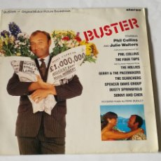 Dischi in vinile: VARIOUS - BUSTER - ORIGINAL MOTION PICTURE SOUNDTRACK - 1988 - LP. Lote 242124885