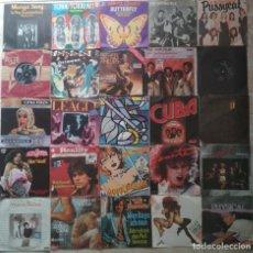 Dischi in vinile: GRAN LOTE DE 108 SINGLES ROCK/POP - AÑOS 80. Lote 242126665