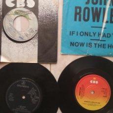 Disques de vinyle: GRAN LOTE!!! 85 SINGLES ROCK/POP - AÑOS 60/70 - EMPIEZA A 1,-€!!!!. Lote 242139300