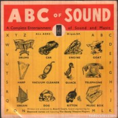 Discos de vinilo: ABC OF SOUND - A COMPLETE ENTERTAINMENT OF SOUND AND MUSIC / EP ARC RF-4846. Lote 242139330