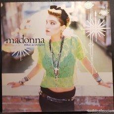 Discos de vinilo: MADONNA - LIKE A VIRGIN - MAXISINGLE - ESPAÑA - PROMOCIONAL - EXCELENTE - NO USO CORREOS. Lote 242149935