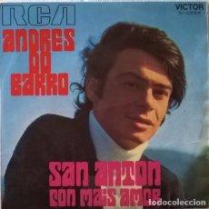 Discos de vinilo: ANDRES DO BARRO – SAN ANTON. Lote 242163065