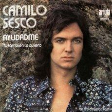 Discos de vinilo: CAMILO SESTO – AYUDADME. Lote 242166220