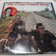Discos de vinil: THE CLASH -COMBAT ROCK- (1982) LP DISCO VINILO. Lote 242172635
