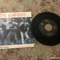 """Discos de vinilo: LOS CAFRES, VINILO 7"""" (ALGÚN DÍA CAERÉ). Lote 242208005"""