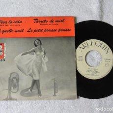 Discos de vinilo: VVAA -- VIVA LA VIDA +3 EP 1960. Lote 242212045