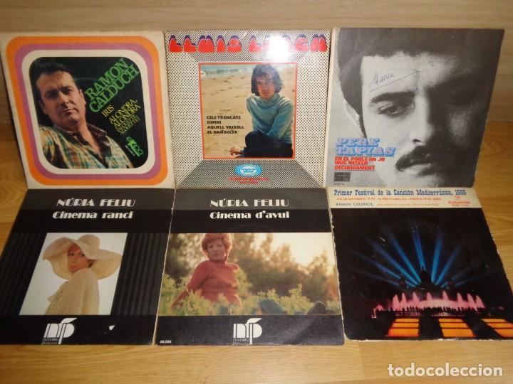 LOTE SINGLES Y EP'S NOVA CANÇO (Música - Discos - Singles Vinilo - Country y Folk)