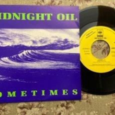 """Discos de vinilo: MIDNIGHT OIL VINILO 7"""". Lote 242241440"""