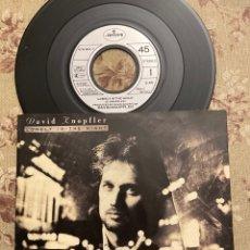 "Discos de vinilo: DAVID KNOPFLER VINILO 7"". Lote 242243525"
