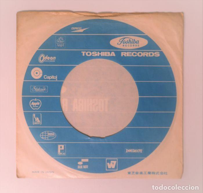 Discos de vinilo: Pink Floyd - The Nile Song / Main Theme - 7″-Single - 1970 - Foto 3 - 242244975