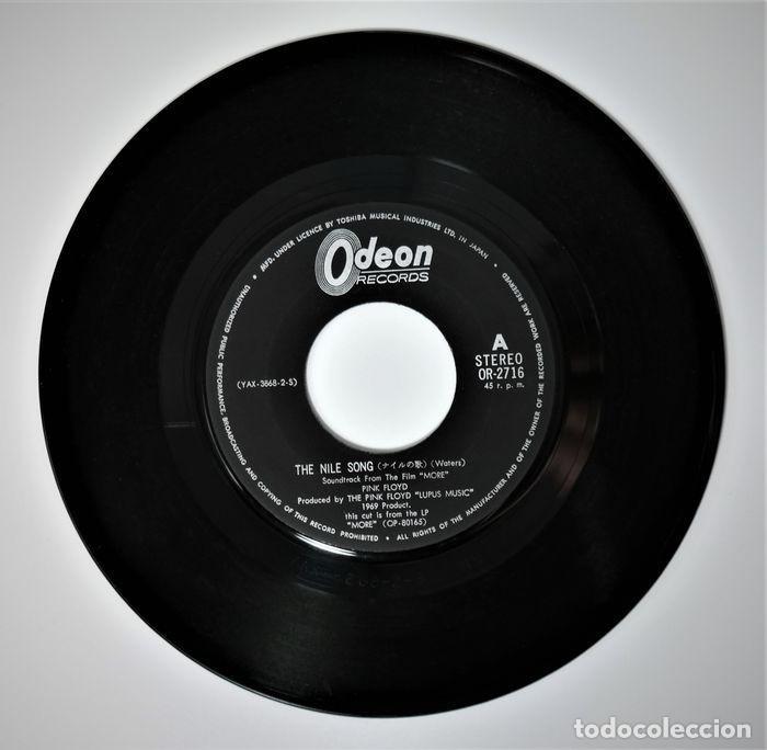 Discos de vinilo: Pink Floyd - The Nile Song / Main Theme - 7″-Single - 1970 - Foto 6 - 242244975