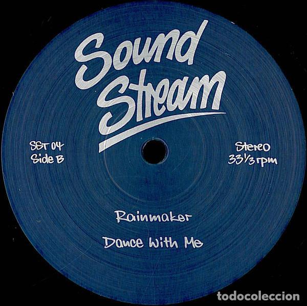 """SOUND STREAM - """"LIVE"""" GOES ON - 12"""" [SOUND STREAM, 2008] HOUSE DISCO (Música - Discos de Vinilo - Maxi Singles - Disco y Dance)"""