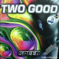 """Discos de vinilo: TWO GOOD - SPEED (12"""") (1996/ES). Lote 242257425"""