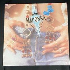 Discos de vinilo: MADONNA LIKE A PRAYER VINILO LP BUENA CONDICION. Lote 242266190