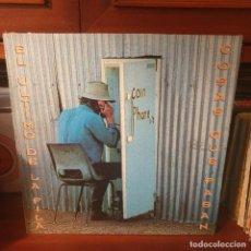 Discos de vinilo: ULTIMO DE LA FILA / COSAS QUE PASAN / PERRO RECORDS 1994. Lote 242279750