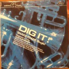 "Disques de vinyle: SHAKE KEANE (BUGLE) ORQUESTA Y CORO IVOR RAYMONDE--""DIG IT"". Lote 242349410"