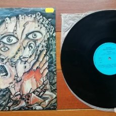 Discos de vinil: ZARAMA GAUA APURTU ARTE LP 1985 DISCOS SUICIDAS + INSERTO. Lote 242351585