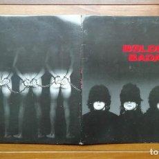Discos de vinil: BALDIN BADA LP ABIERTO OIHUKA 1990. Lote 242357500