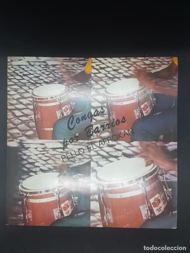 CONGAS POR BARRIOS PELLO EL AFROKAN (Música - Discos - LP Vinilo - Otros estilos)
